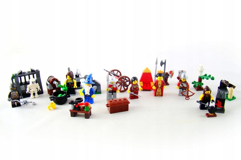 Lego Castle 7952 Kingdoms Advent Calendar