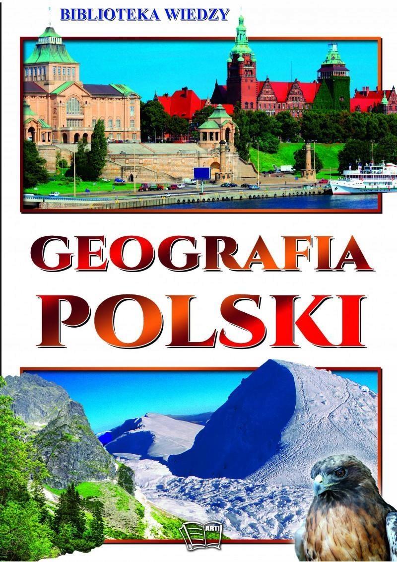 BIBLIOTEKA WIEDZY - GEOGRAFIA POLSKI