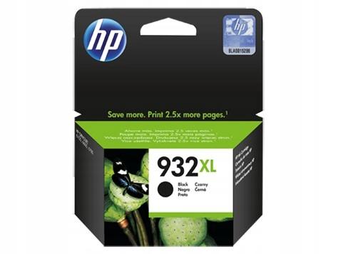 HP INC. Tusz nr 932XL Black CN053AE
