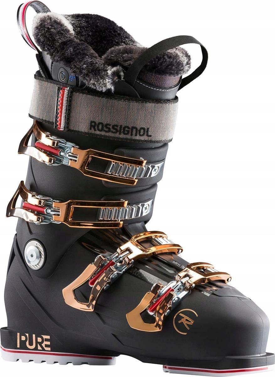 7b27eb6b5b83 Buty narciarskie Rossignol Pure Pro Heat Czarny 27 - 7563358193 ...