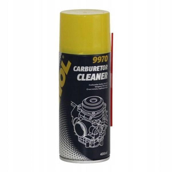 Spray do czyszczenia gaźnika MANNOL 400ml