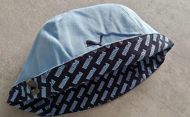 Kapelusz czapka Puma 54 dwustronny Bucket