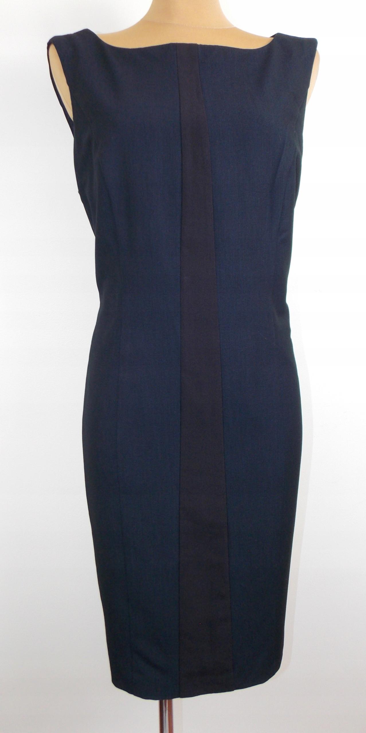 sukienka NEXT TALL klasyczna ołówkowa biuro 42