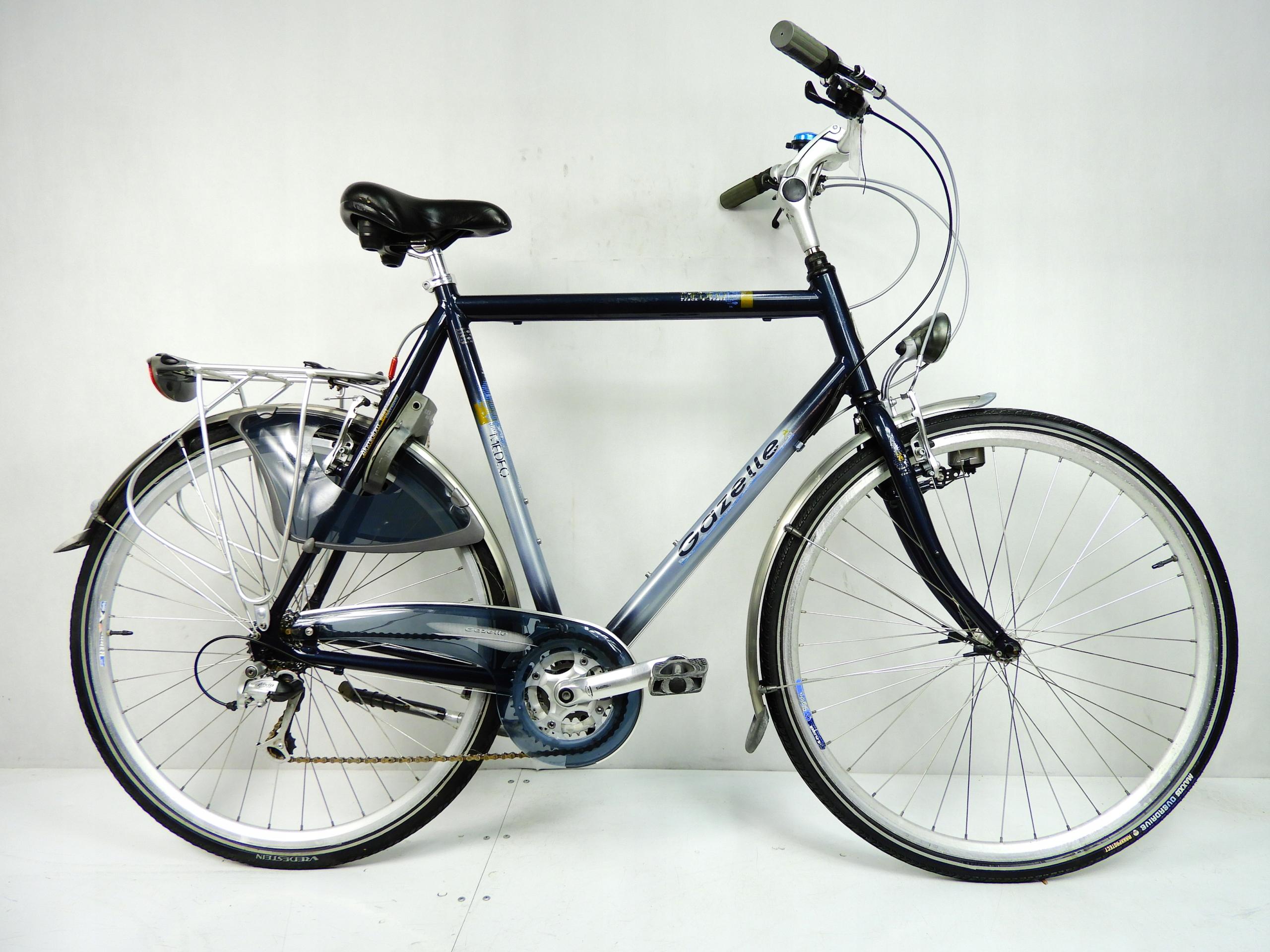 Aluminiowa holenderska Gazelle MEDEO Alivio 28''