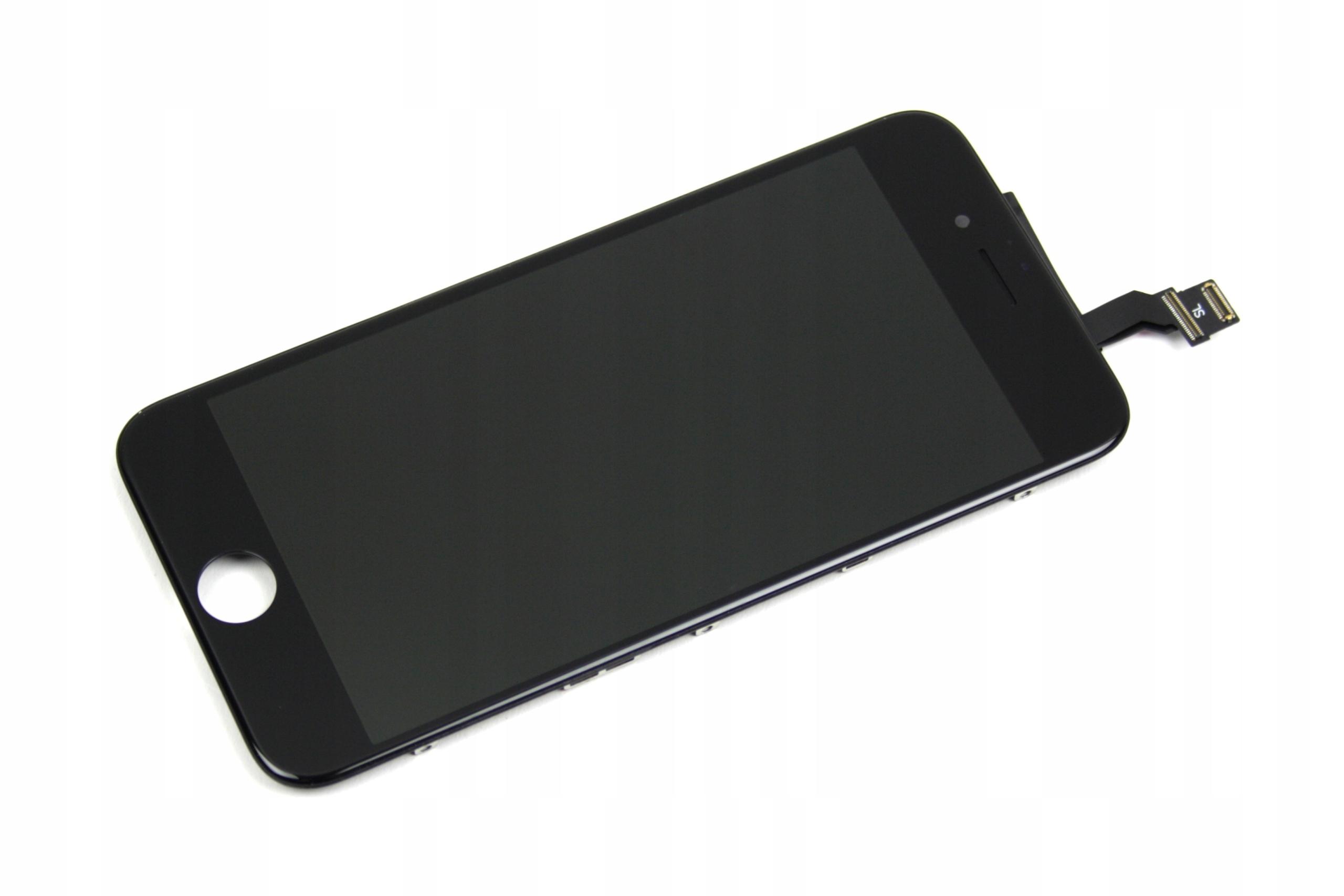 LCD WYŚWIETLACZ IPHONE 6 DIGITIZER CZARNY APPLE 6G