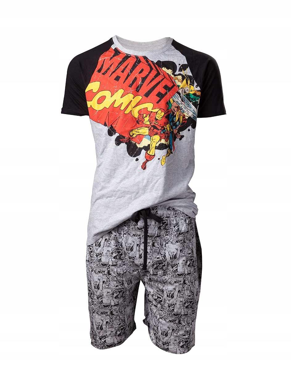 Piżama Shortama Marvel XL 7708814899 oficjalne