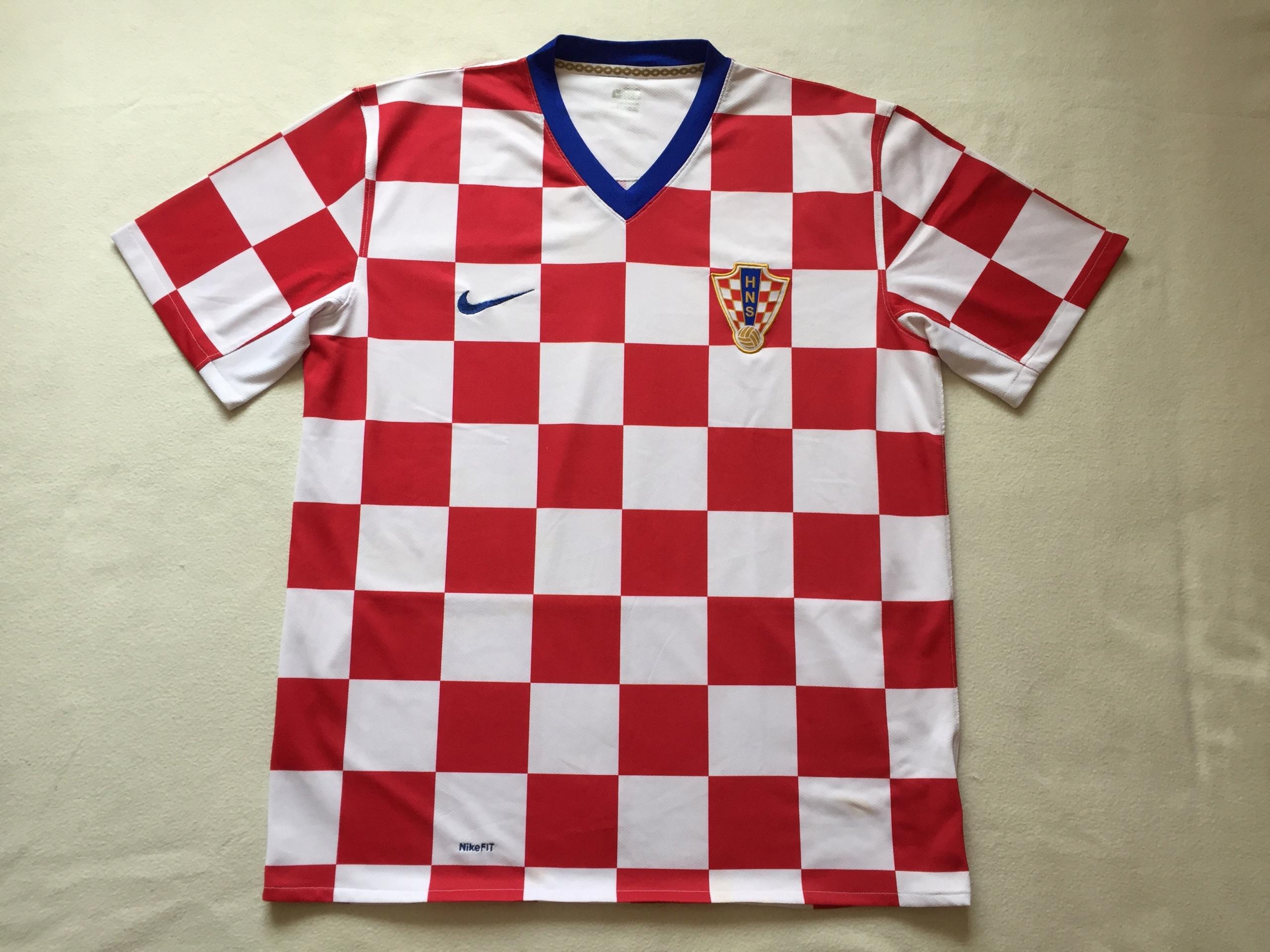 Koszulka reprezentacji Chorwacji-Nike- XL