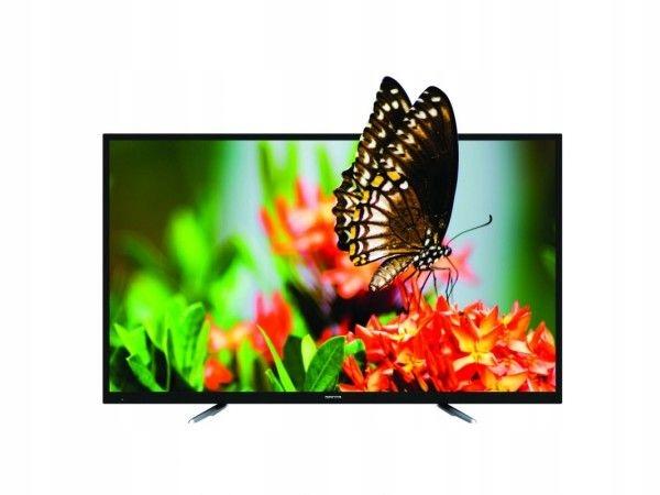 Telewizor MANTA 55LED5501 uszkodzony