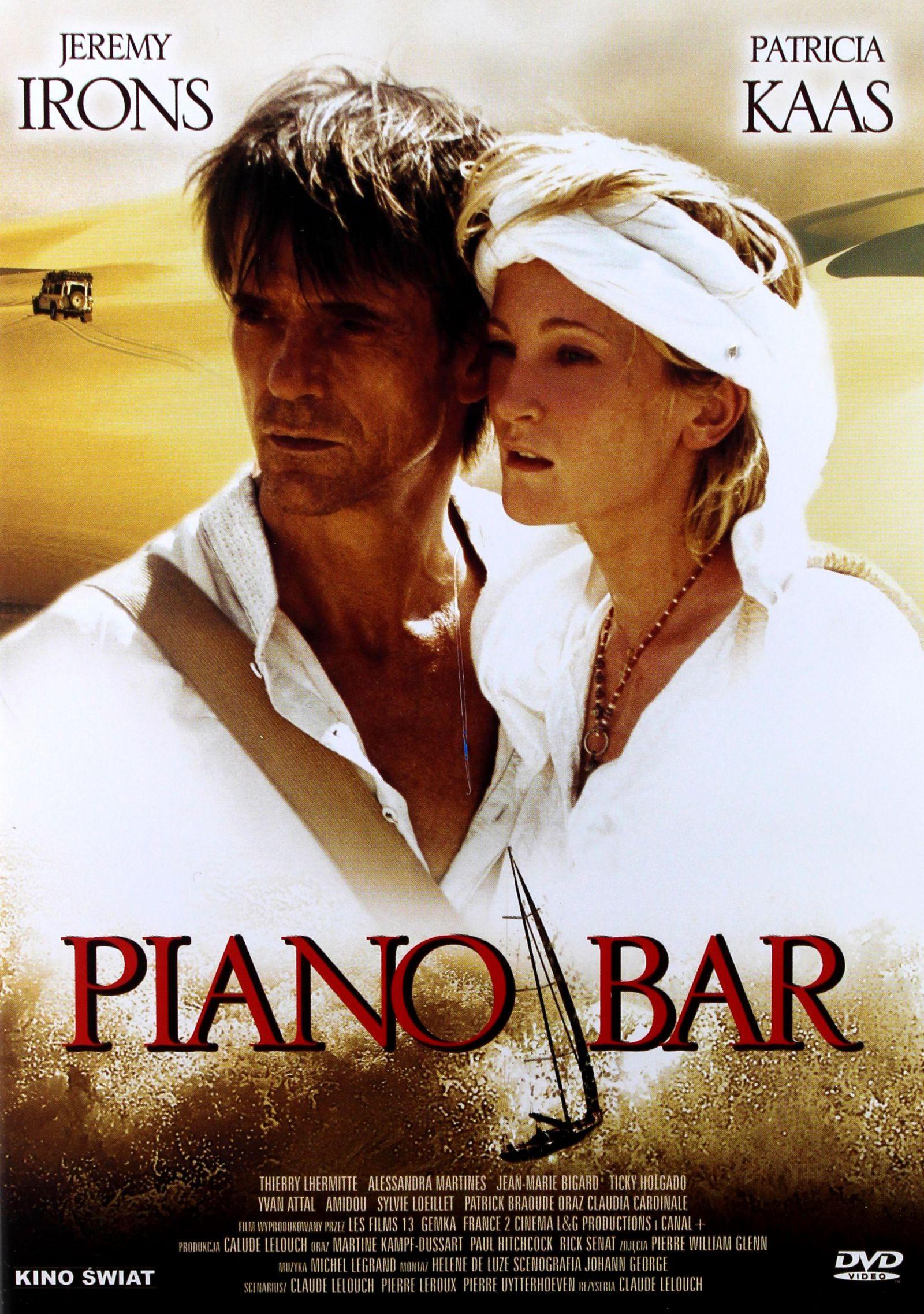 PIANO BAR [Jeremy Irons, Patricia Kaas] [DVD]