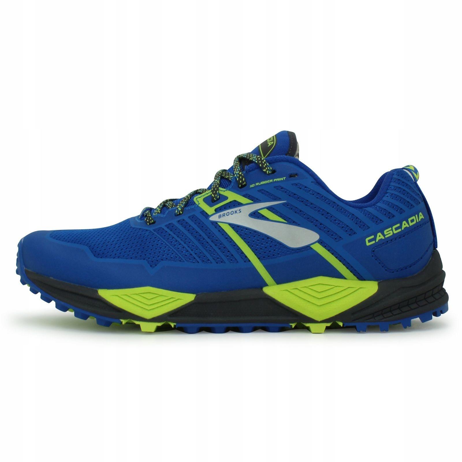 Brooks męskie buty biegowe Cascadia 13 roz.43