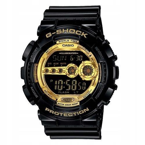 Zegarek męski Casio G-Shock GD-100GB-1+GRAWER