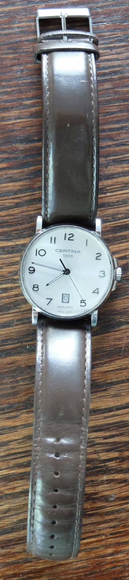 Zegarek Certina DS Caimano - TANIO na części