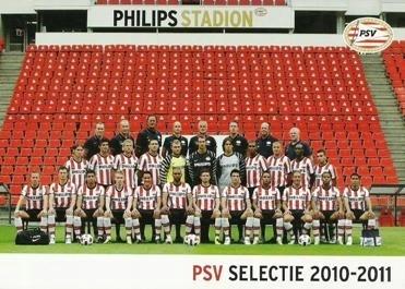 2010 11 PSV Eindhoven
