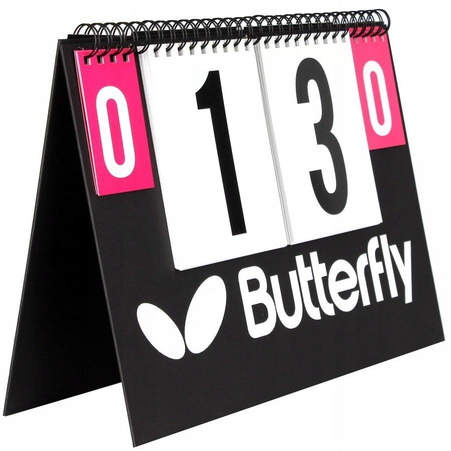 Liczydło Butterfly Set Duo tenis stołowy