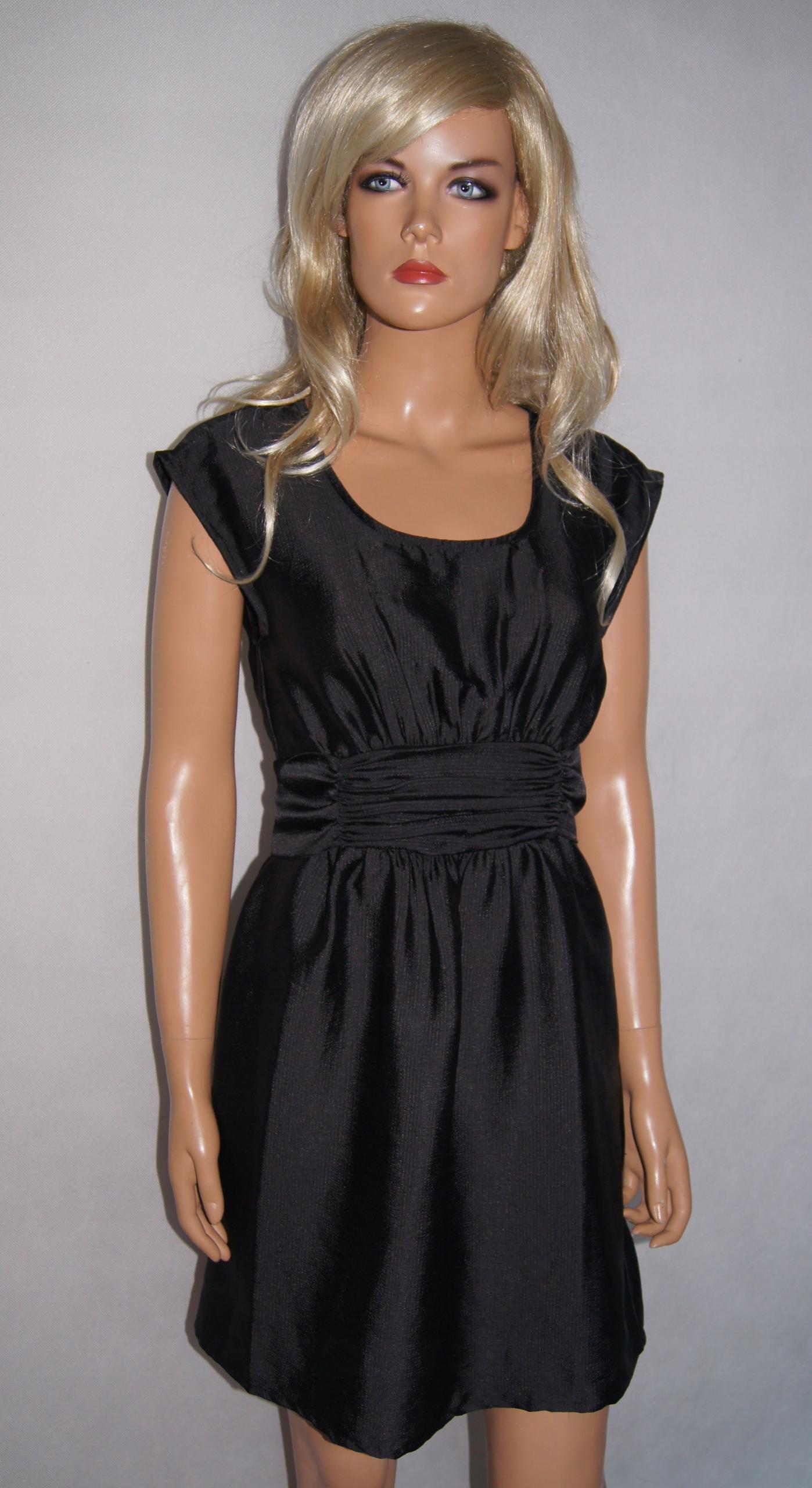 Czarna sukienka damska H&M r 36 S