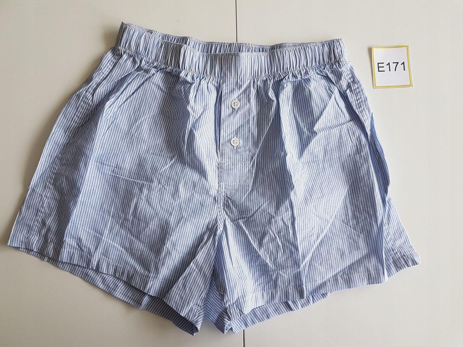 BOKSERKI majtki H&M XS/S SZORTY PIŻAMA E171