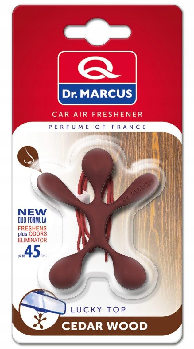 Dr. Marcus Lucky Top Cedar Wood ludzik zapachowy