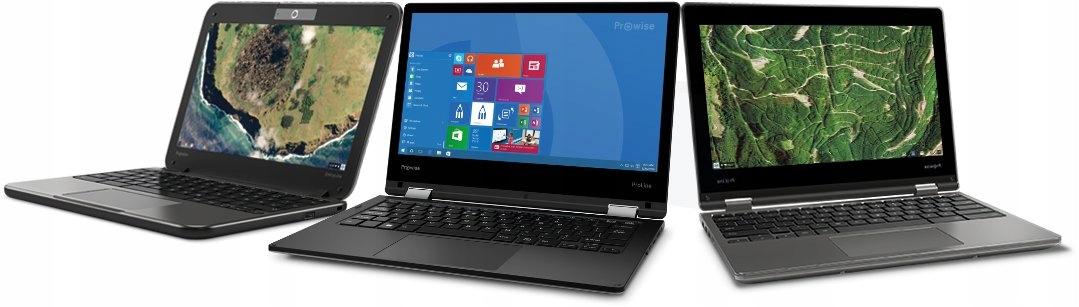 Laptop PT301 Intel Z3735F 2GB 32GB eMMC Dotyk