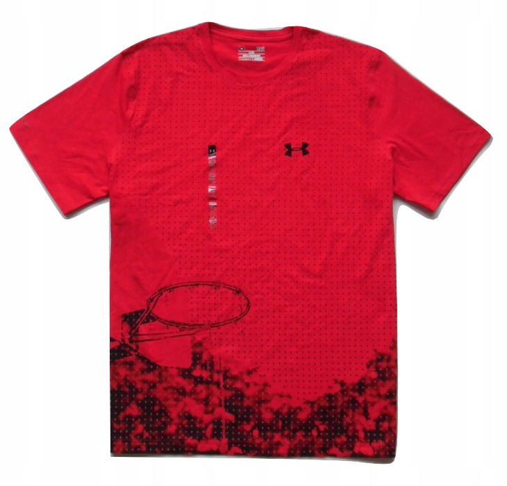 A6448 UNDER ARMOUR T-SHIRT SPORTOWY L