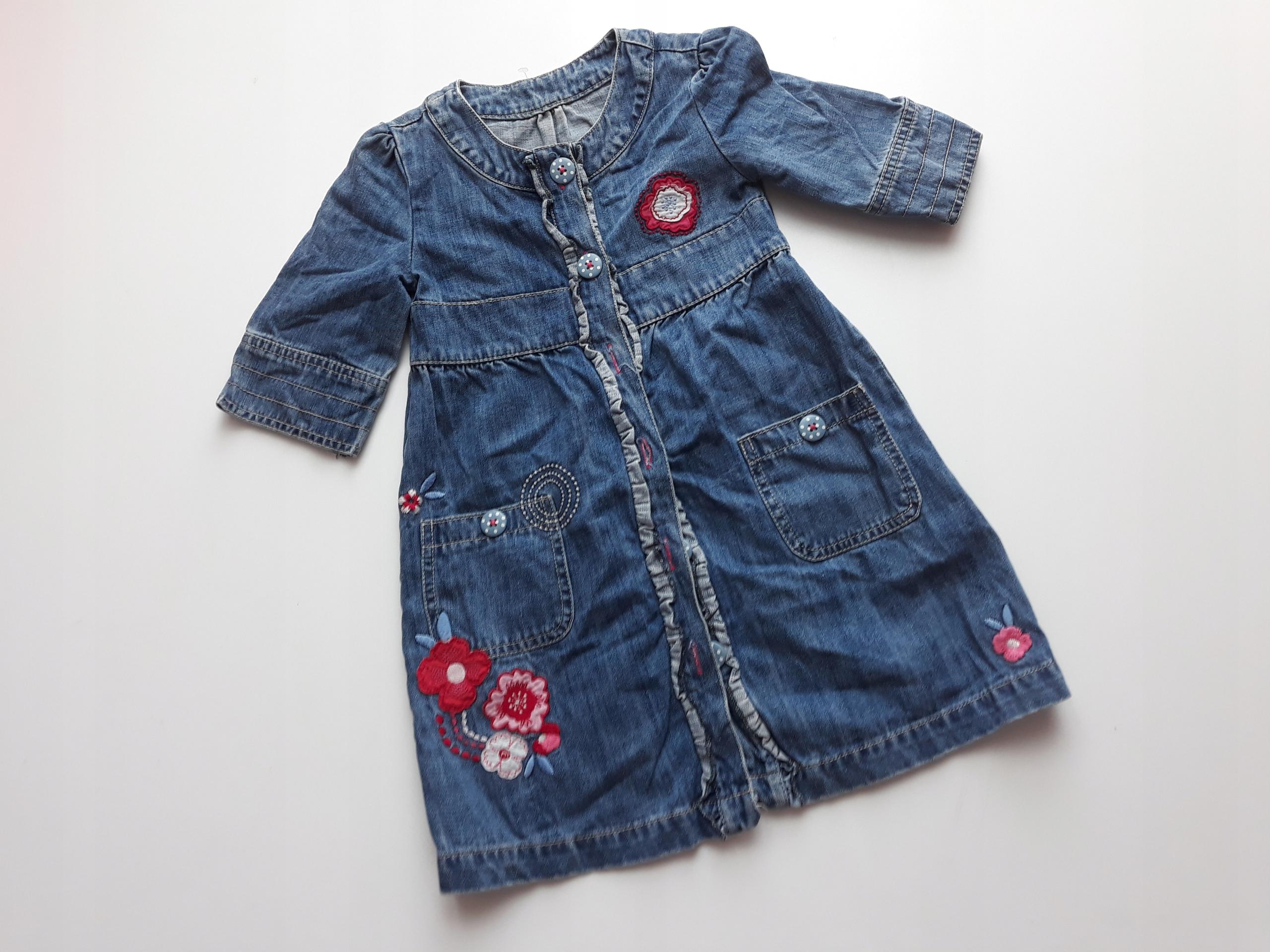 agastyl MARKS&SPENCER sukienka 104