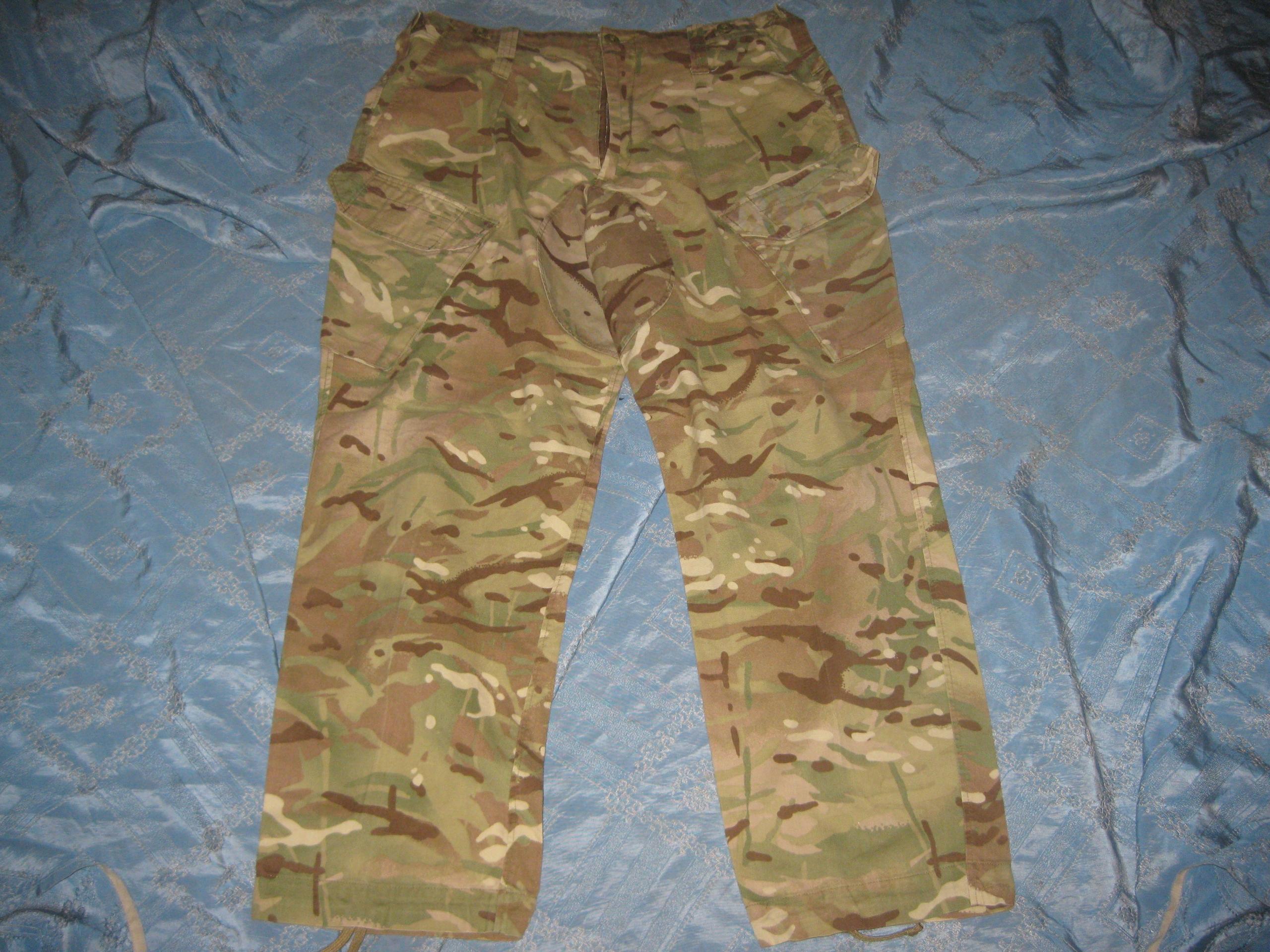 MULTICAMO spodnie GB SAS 176-180/92-96 (80-96-112)