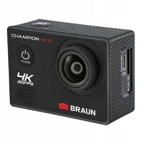 Braun Phototechnik Kamera sportowa Champion 4K III