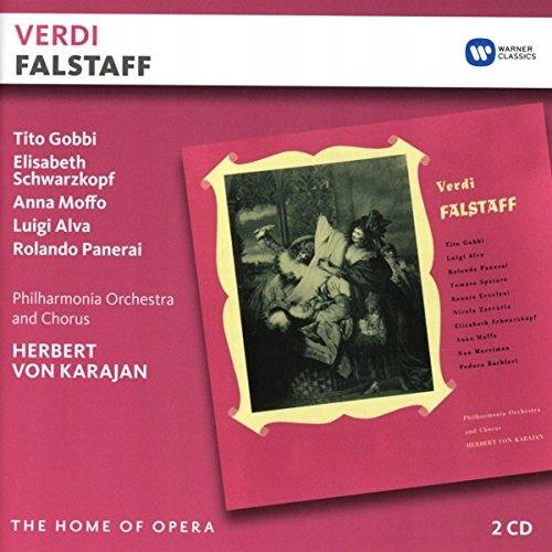 CD Verdi, G. - Falstaff Herbert Von Karajan/Philha