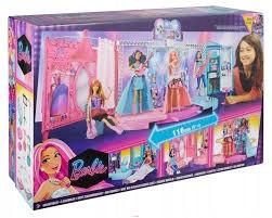 Barbie lalka ROCKOWA scena CKB78