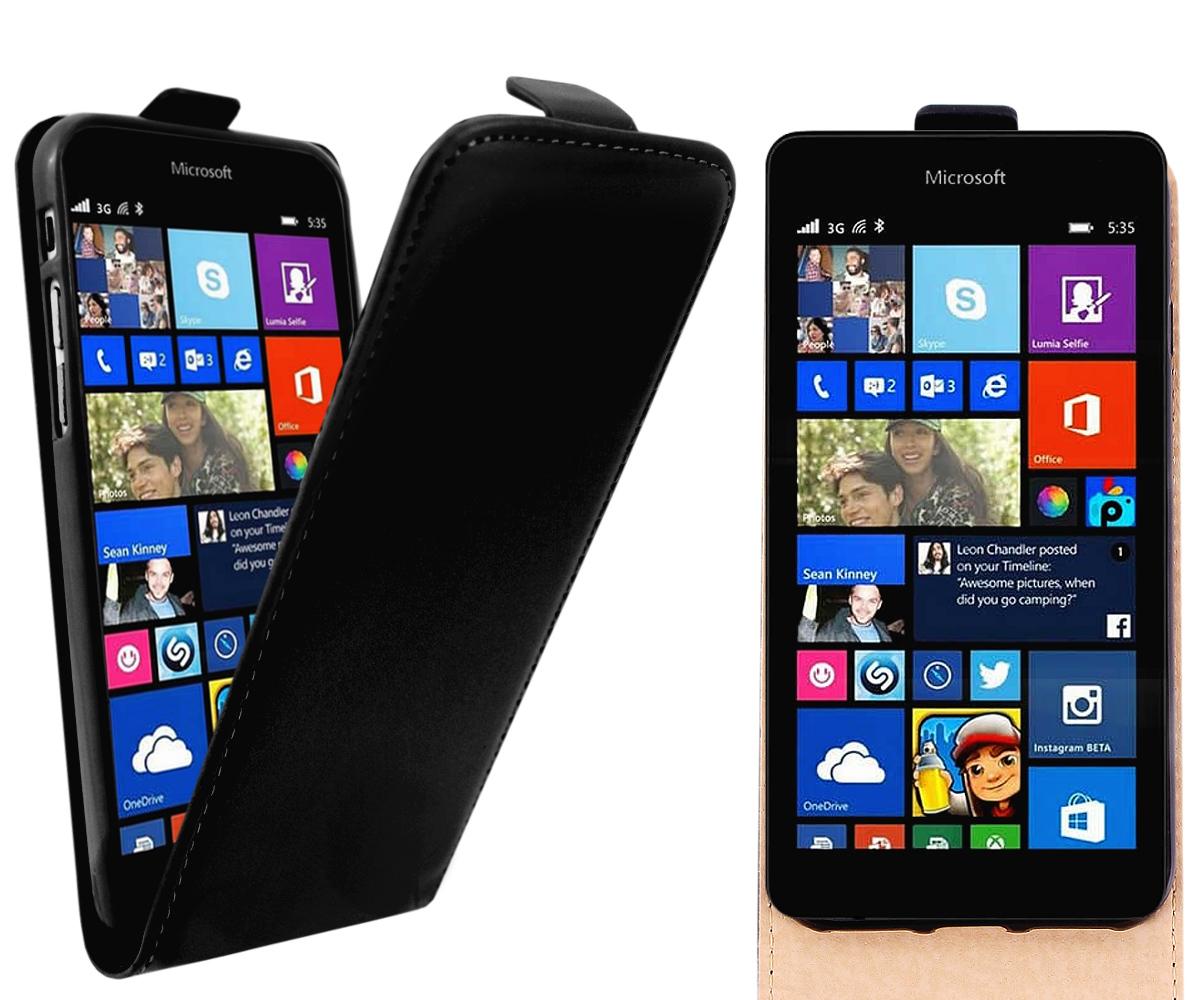 Etui Kabura Pionowa do telefonu Nokia 535