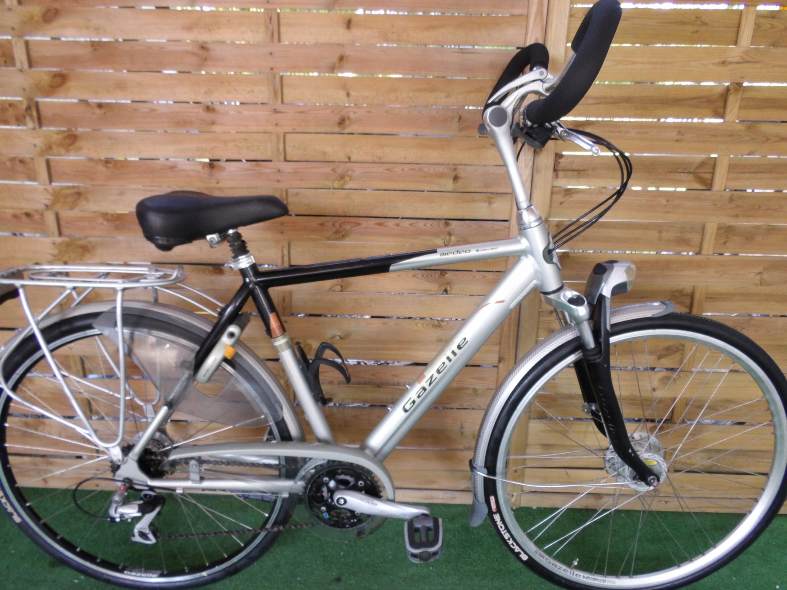 Rower męski Gazelle Medeo. H 53. I inne rowery