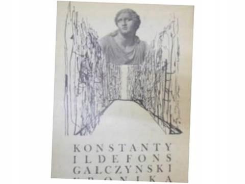 Kronika Olsztyńska K Ildefons Gałczyński 24h 7495461854
