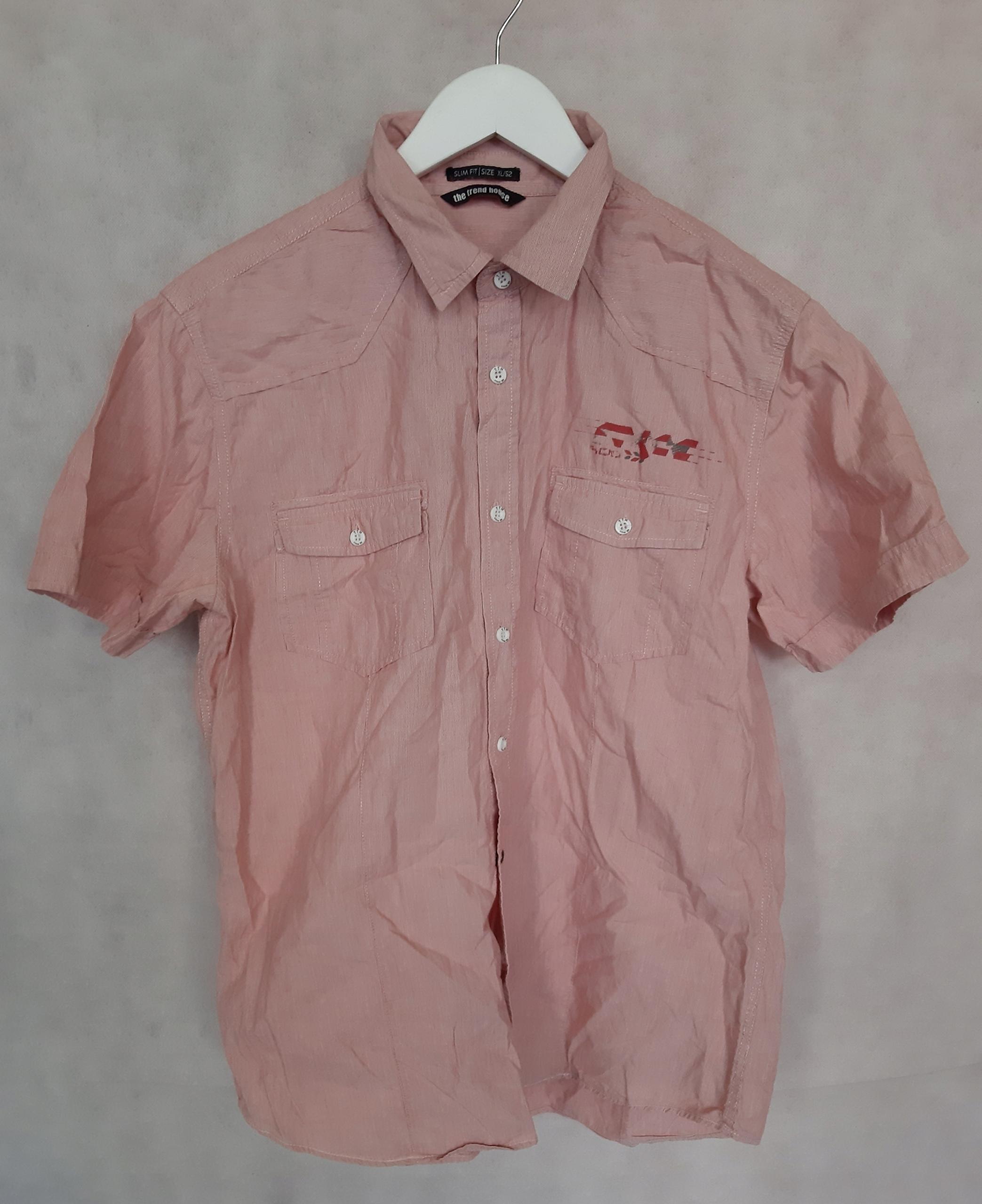 Koszula męska w paski the trend house r. XL R3