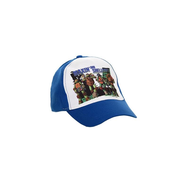 ŻÓŁW NINJA czapka z daszkiem 54 cm ORYGINALNY
