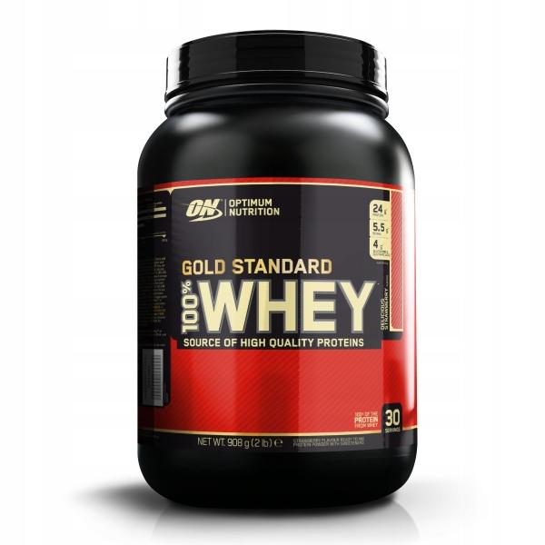 Optimum Nutrition Gold Standard Whey 908g cynamon