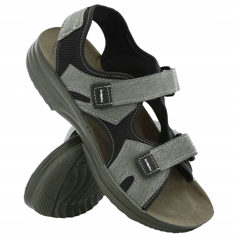 INBLU obuwie męskie sandały. Sklep IN-RY-24