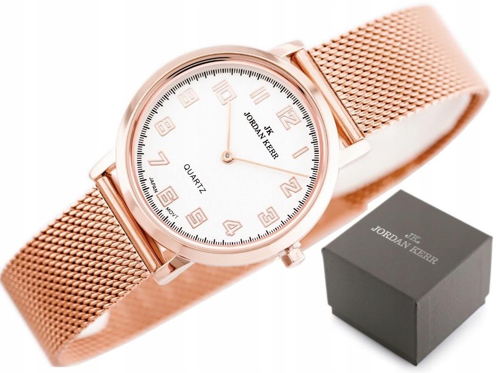 zegarek damski Jordan Kerr Euphorie KOLORY + BOX