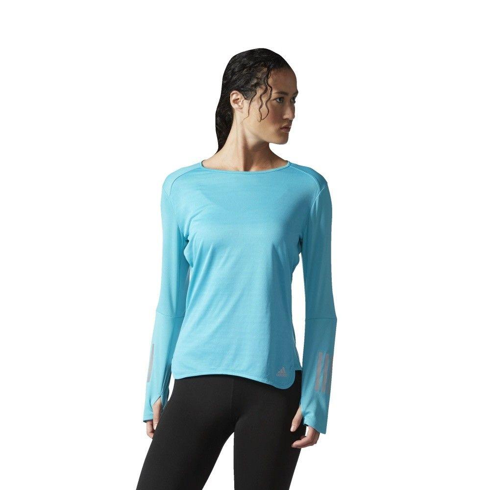 Koszulka adidas Resonse Long Sleeve Tee W BP7435 -