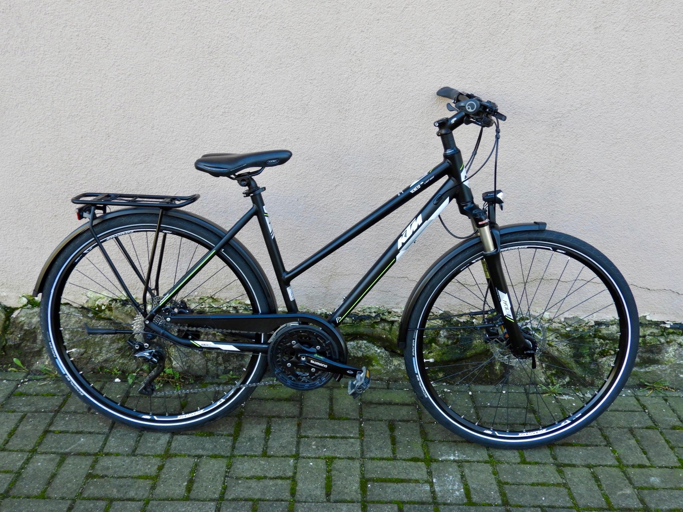 Idealny! KTM Deore XT 3/10 51cm.