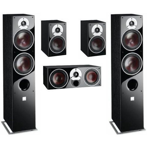 DALI ZENSOR 5 + 1 + VOCAL BLACK JMSYSTEM