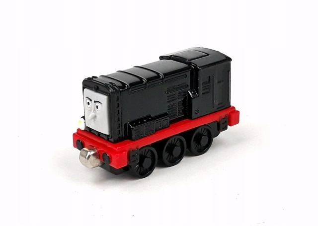 Tomek / TAKE-N-PLAY spalinowóz Diesel z dźwiękiem