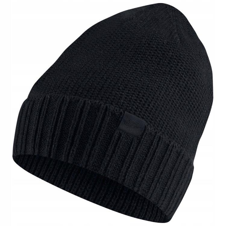 NIKE Czapka Zimowa Sportswear 925417-010 925417-01