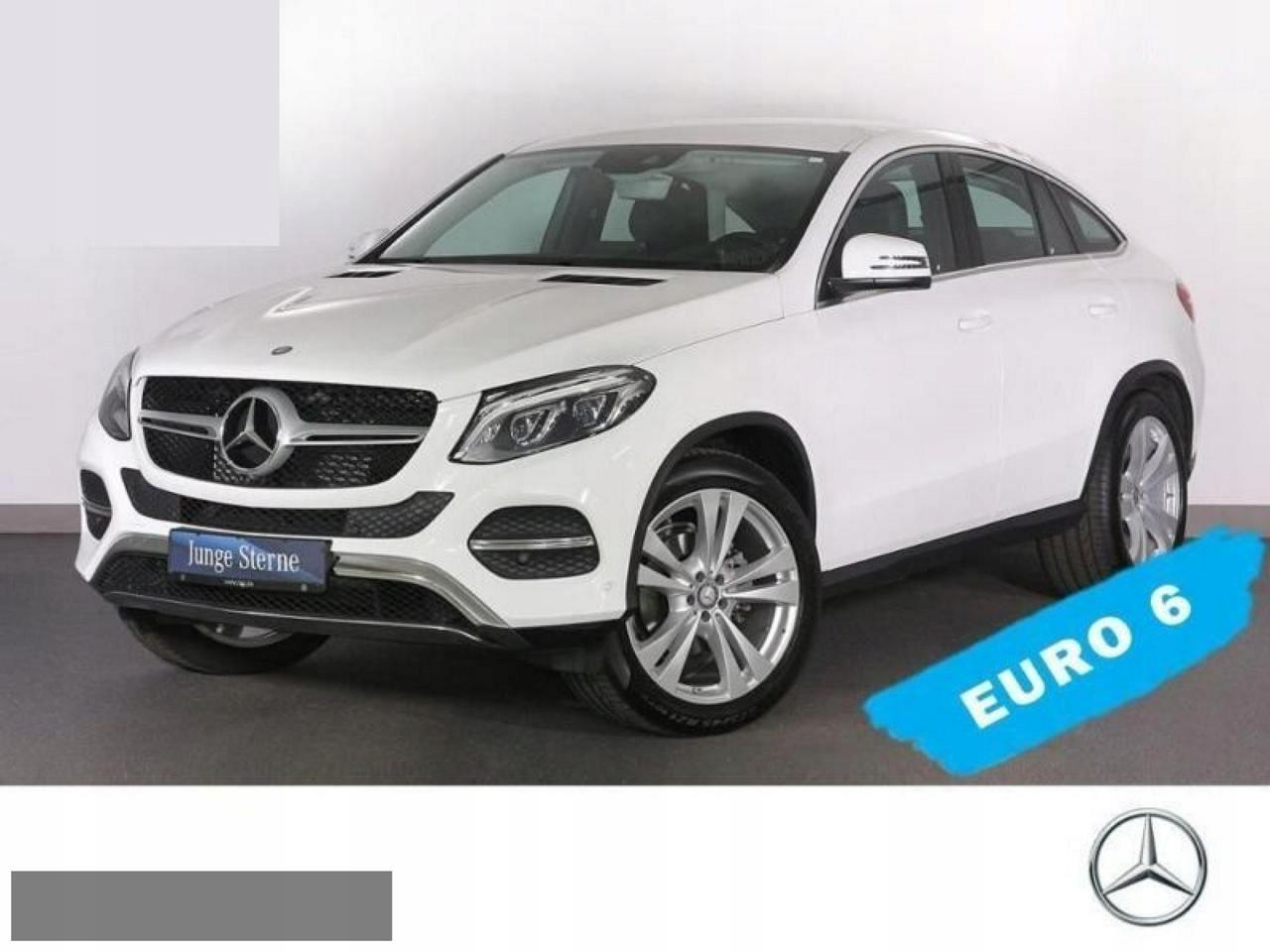 Mercedes GLE 350 350 d 4M Coupe 9 G Tronic/Kamera