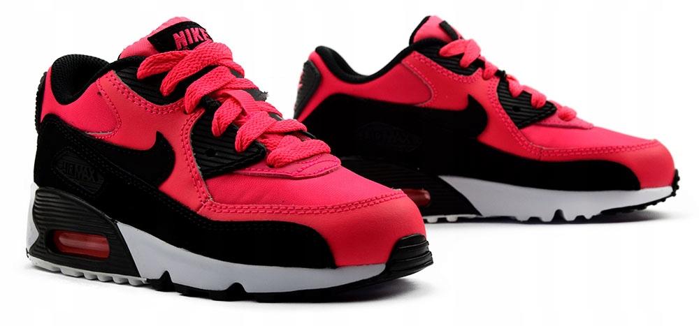 Buty Dziecięce Nike AIR MAX MESH 90 r.31 3a96a4f94a
