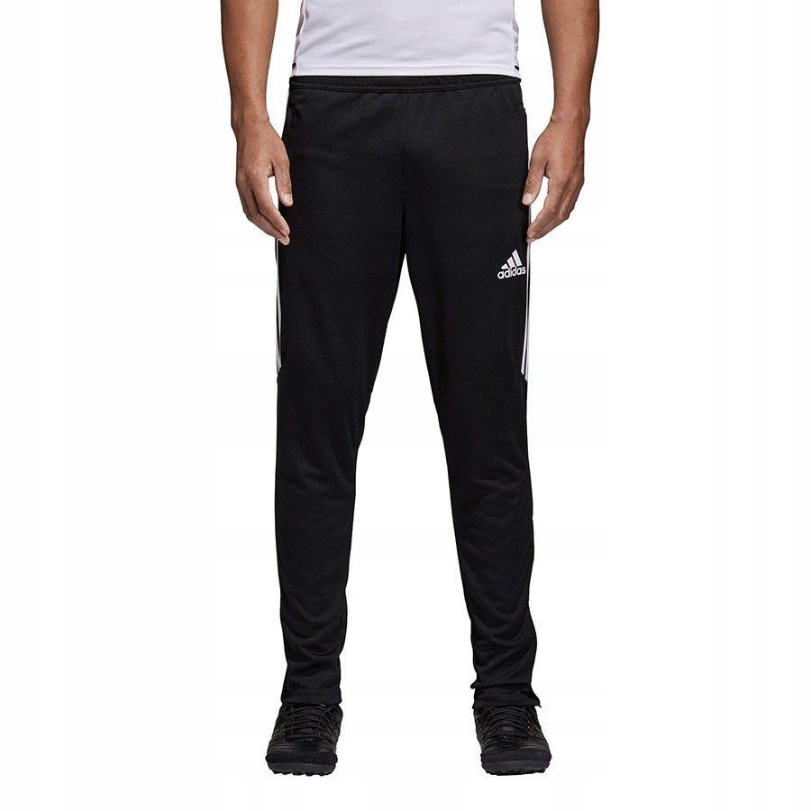 Spodnie adidas TIRO 17 TRG PNTBS3693 - CZARNY; XL