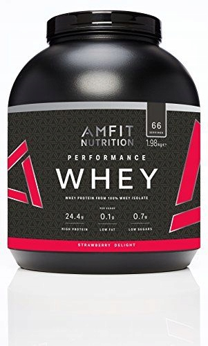 G20 Amfit Nutrition Performance Whey Białko 1,98kg