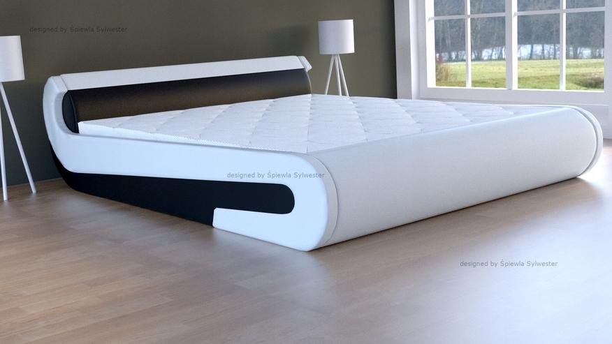 łóżko Rubens Ze Skrzynią 140x200 Producent 7872234698