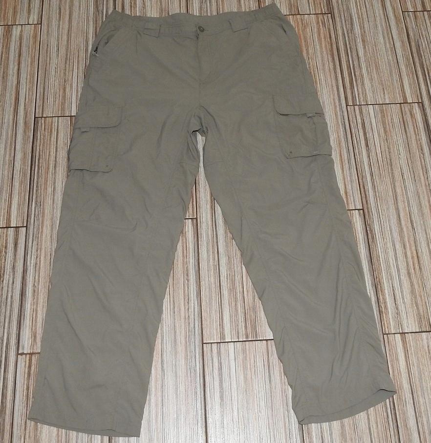 COLUMBIA TITANIUM Spodnie Trekkingowe XL