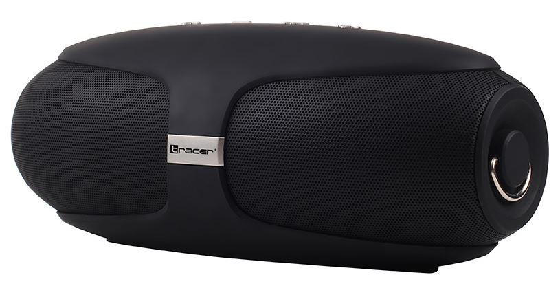 TRACER Głośnik Warp Bluetooth Czarny