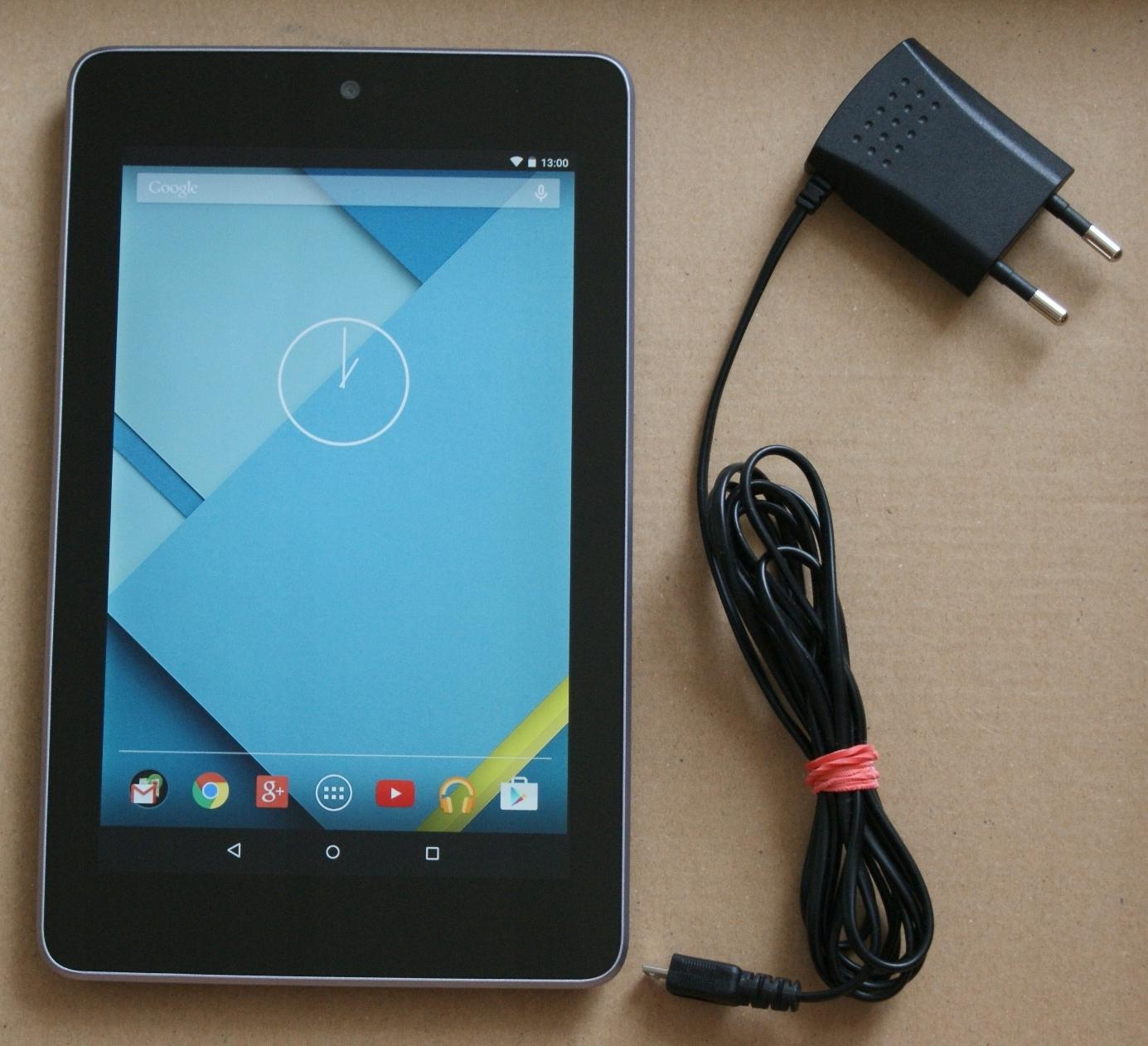 Tablet Asus Google Nexus 7 32GB 1GB Android 5 1 1