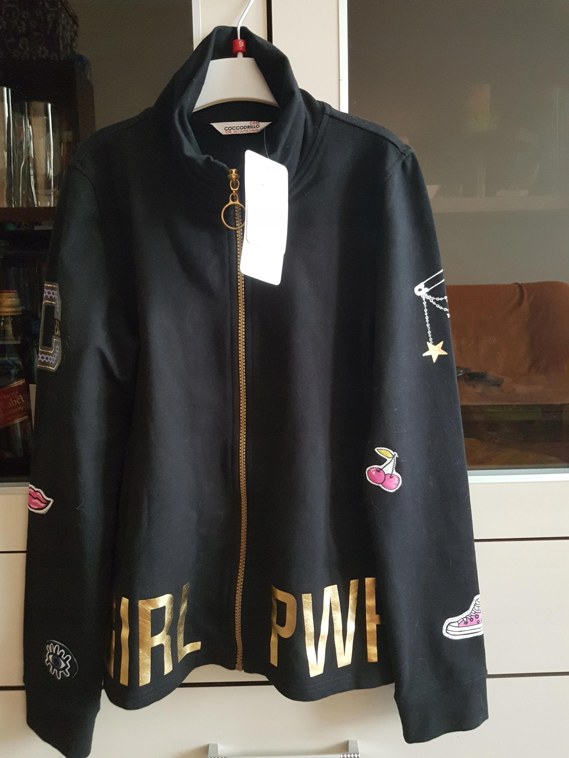 Bluza Coccodrillo roz. 158 nowa z metką